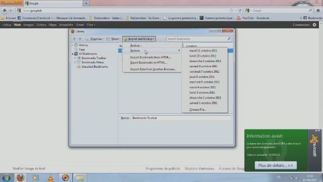 Comment Gerer Ses Marque Pages Sur Mozilla Firefox Informatique