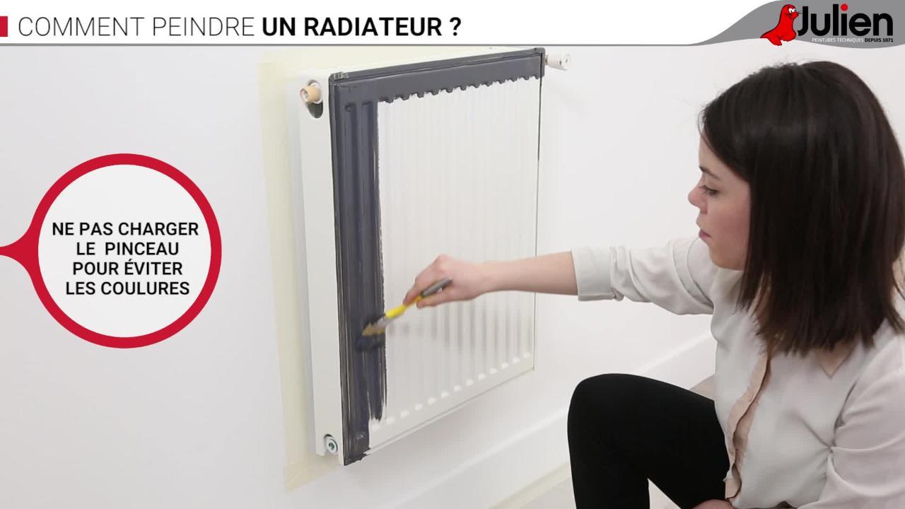peinture julien radiateur related article of comment. Black Bedroom Furniture Sets. Home Design Ideas