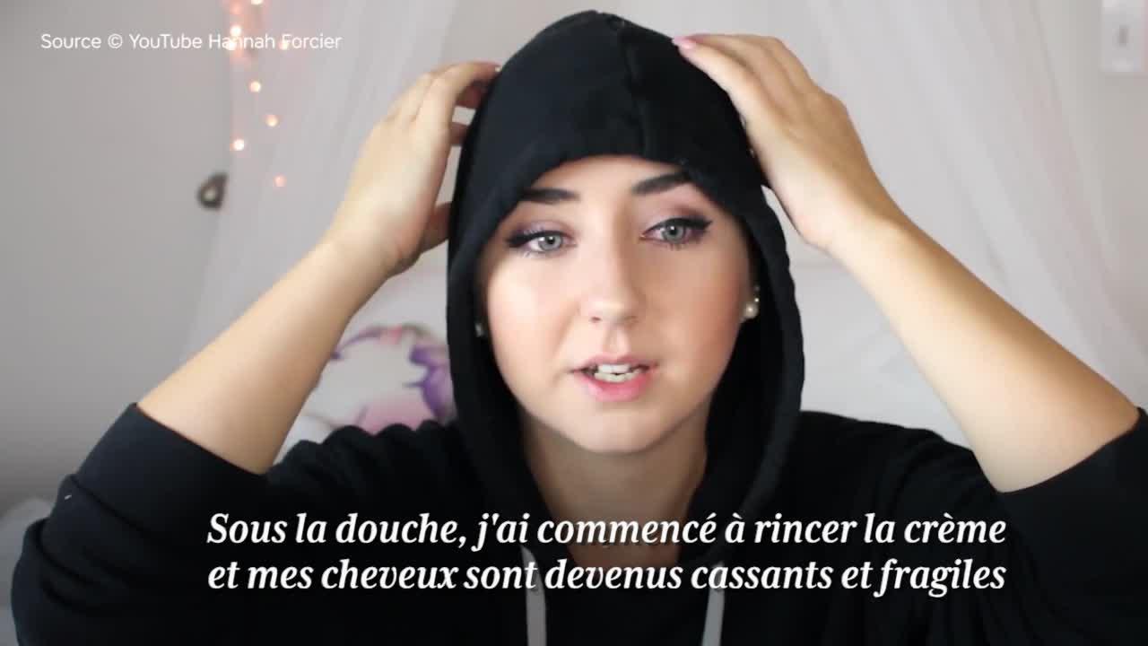 Video Elle Perd Ses Cheveux Apres Avoir Utilise Un Produit