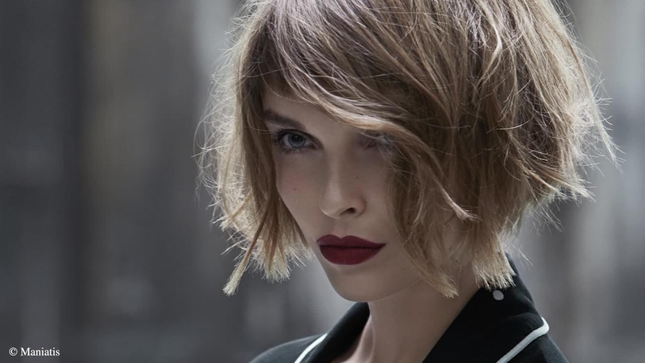 Coupe De Cheveux 50 Idees Special Cheveux Fins Femme Actuelle Le Mag