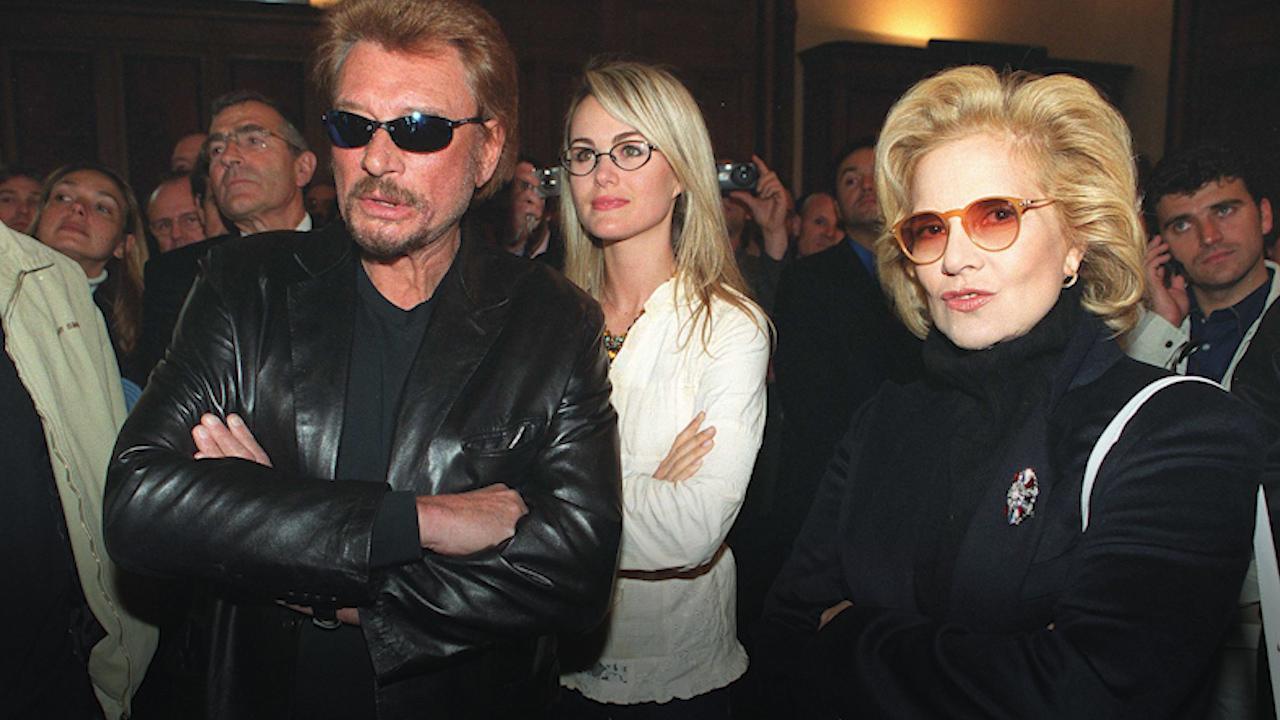 Who Is Johnny Hallyday >> FEMME ACTUELLE - Comment Sylvie Vartan a-t-elle déclenché les hostilités ? - Femme Actuelle Les ...