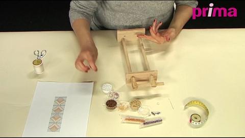 La Technique Du Tissage De Perles En Video Prima